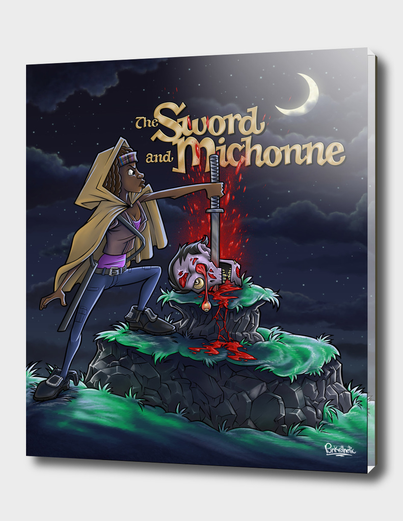 The Sword and Michonne