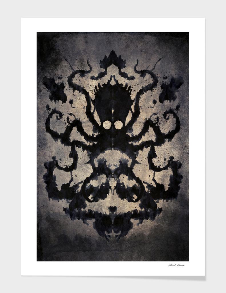 Rorschach octopus