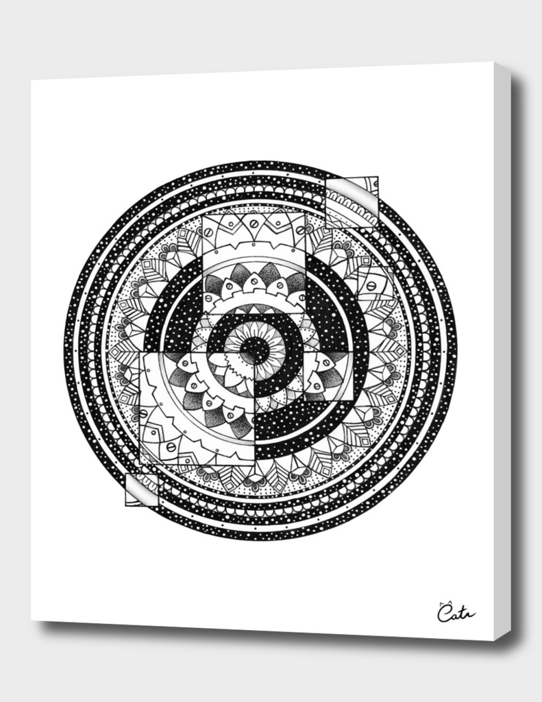 New Dimension Mandala