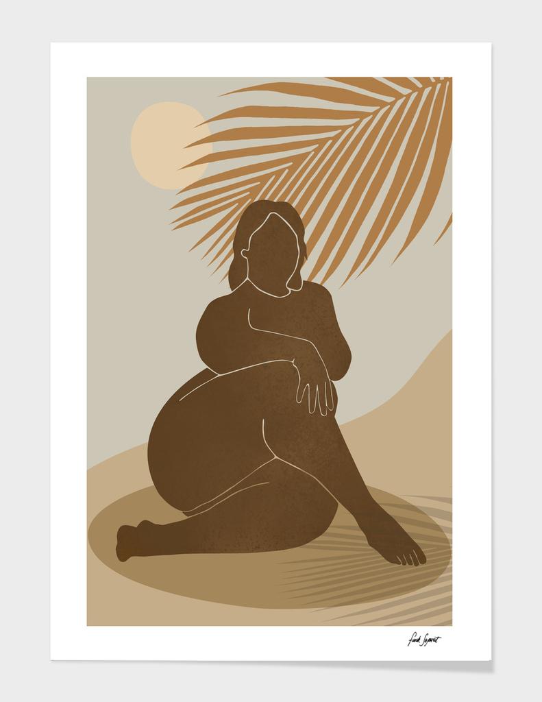 Terracotta Woman
