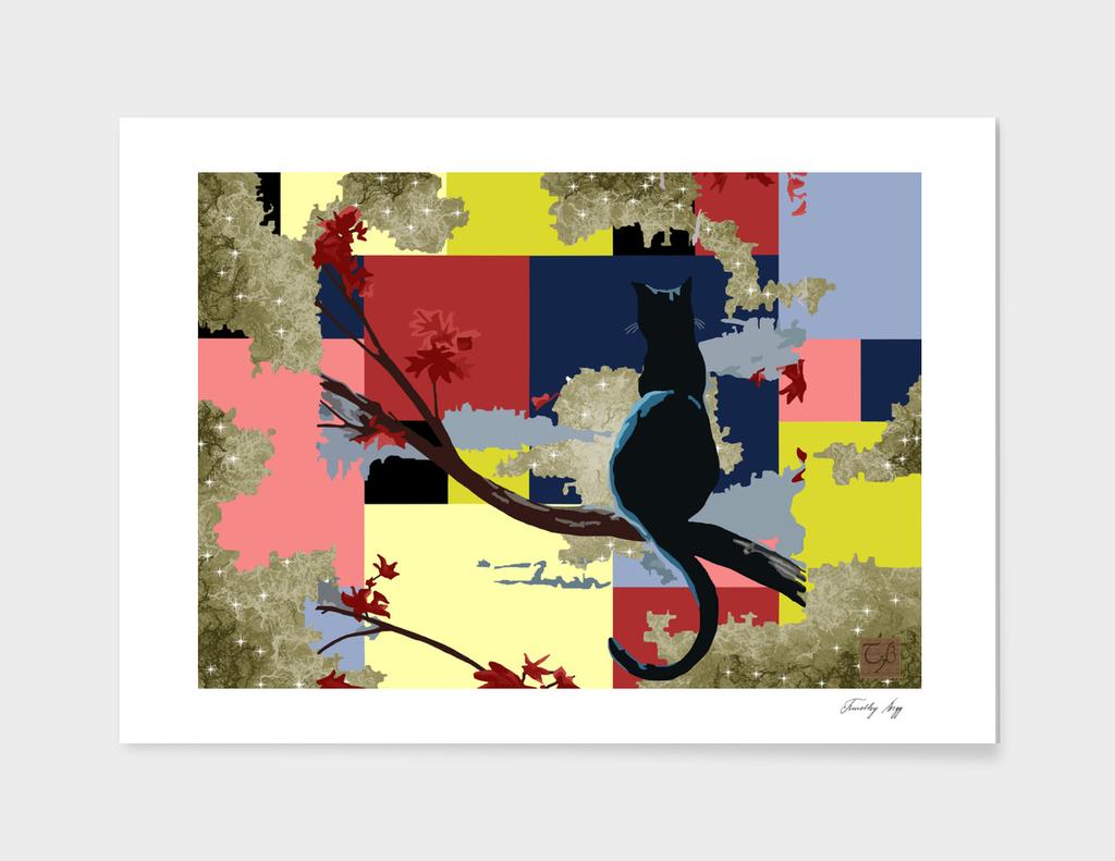 Abstract 5 (De Stijl Dedication)