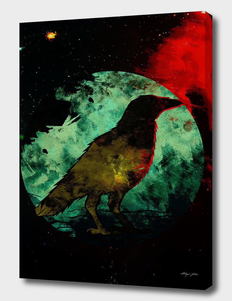 bird from the darkside