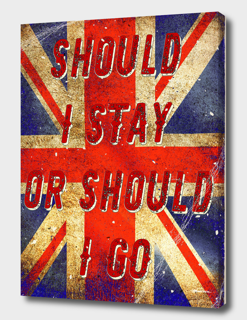 Should I stay or should I go – A Hell Songbook Edition