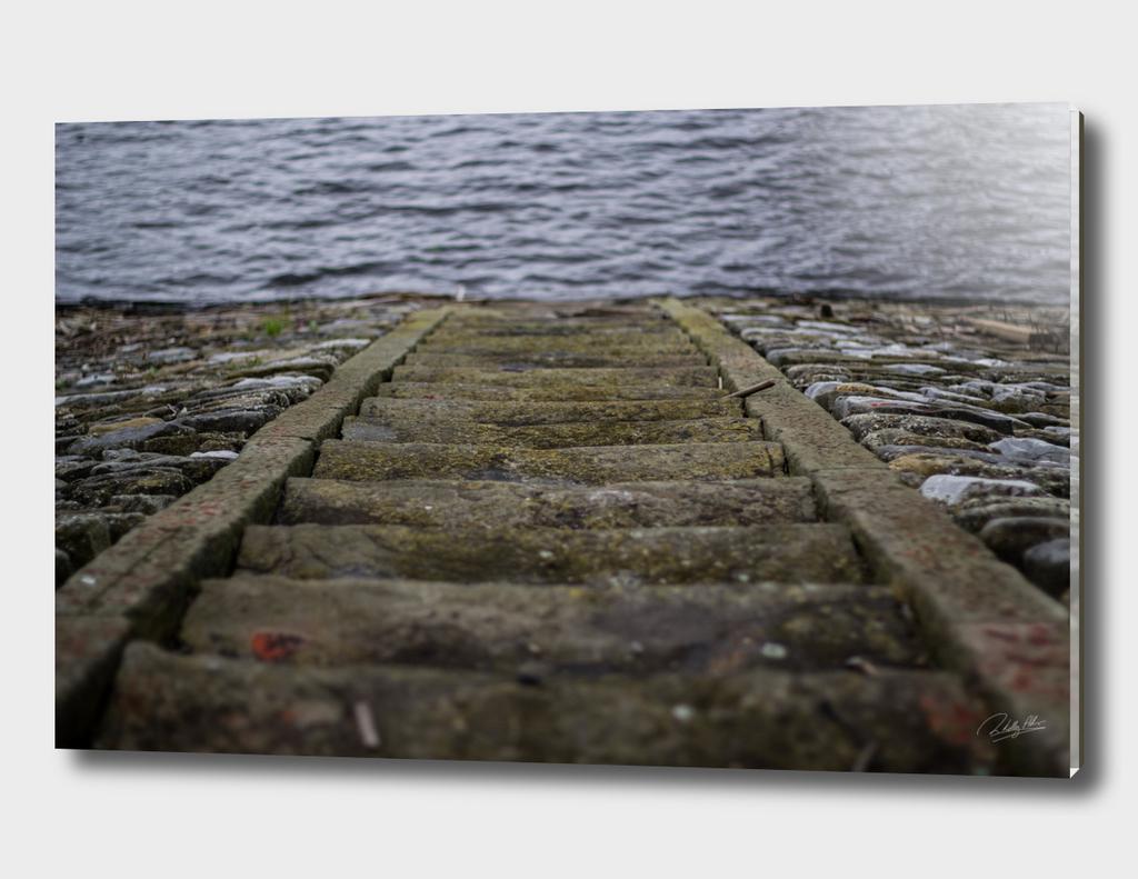 Aquatic Stairway