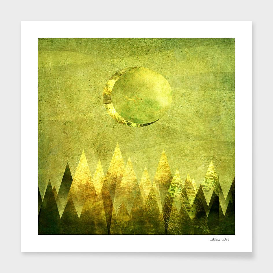 Hushed Moon