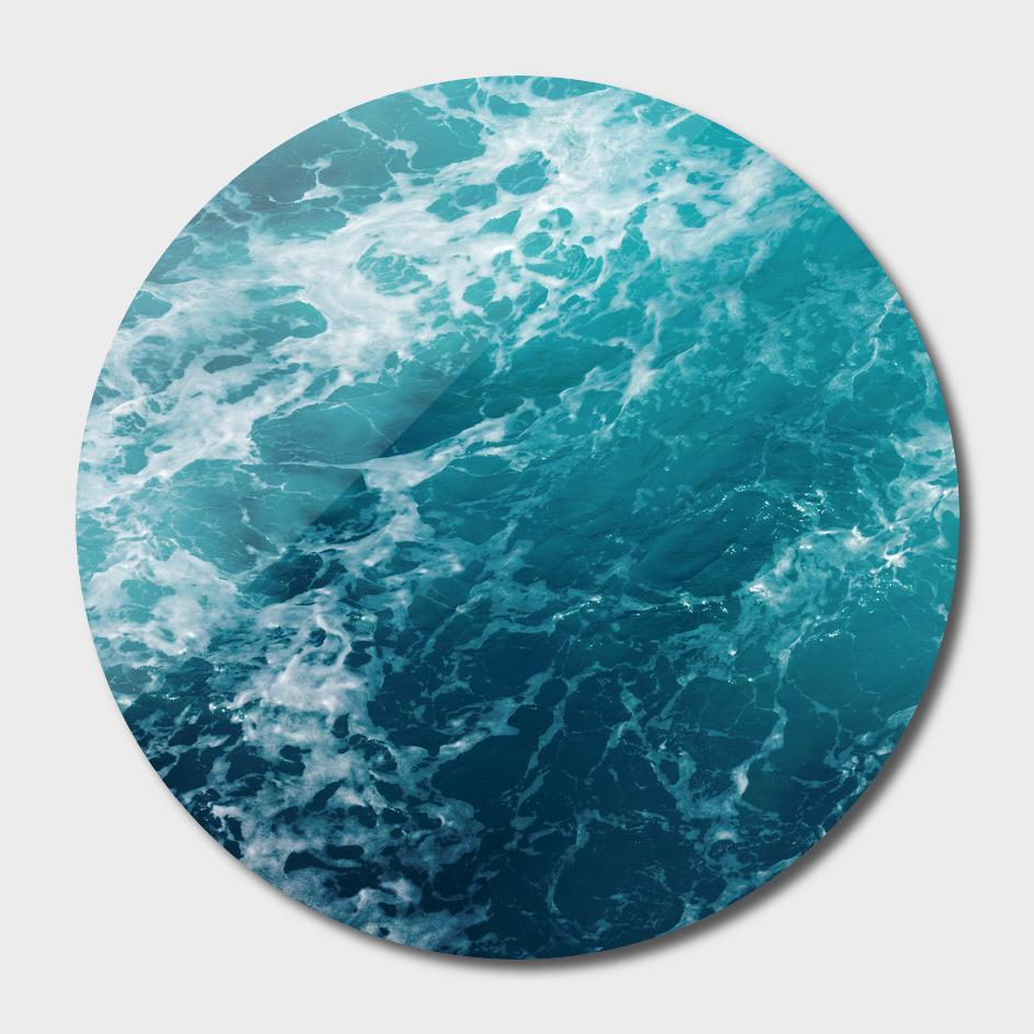 Sea Waves Dream #2 #ocean #wall #decor #art