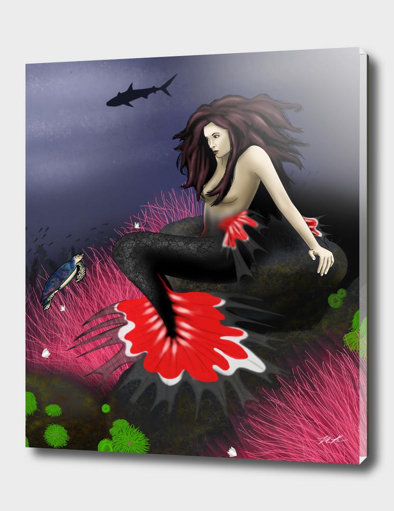 The Red Mermaid