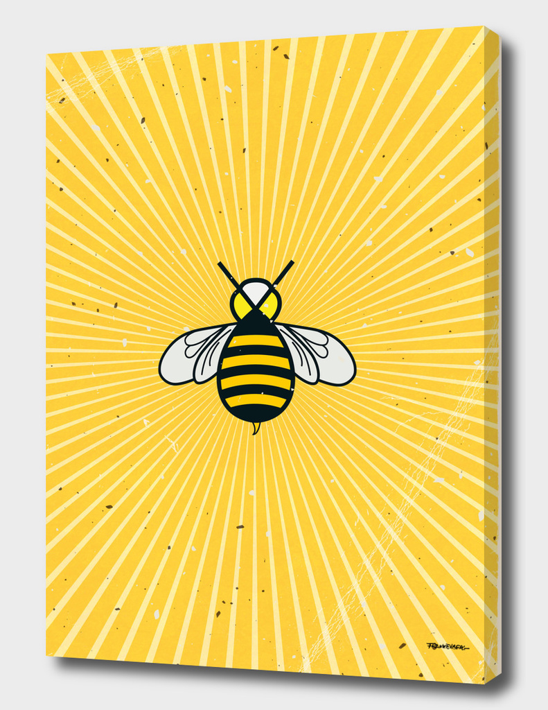 Don't worry - Bee happy - A Hell Songbook Edition