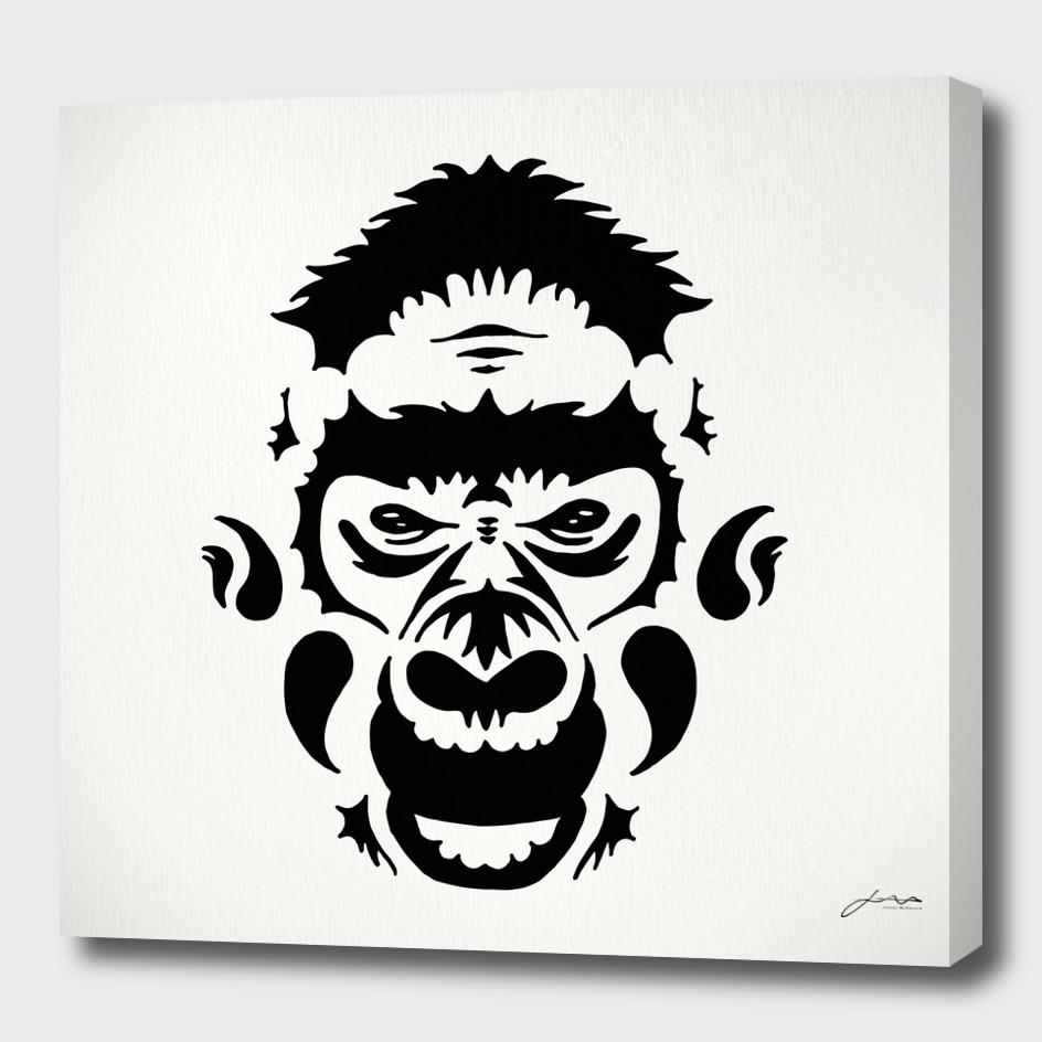 Tribal Gorilla