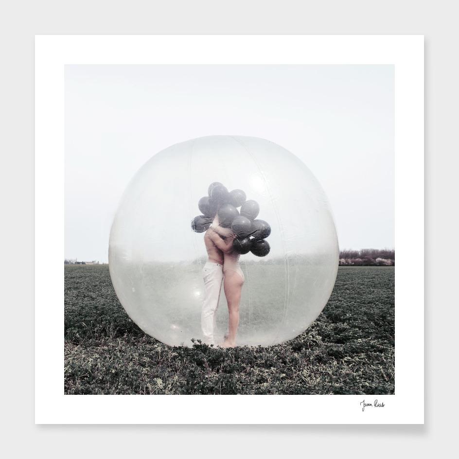 Love in a balloon