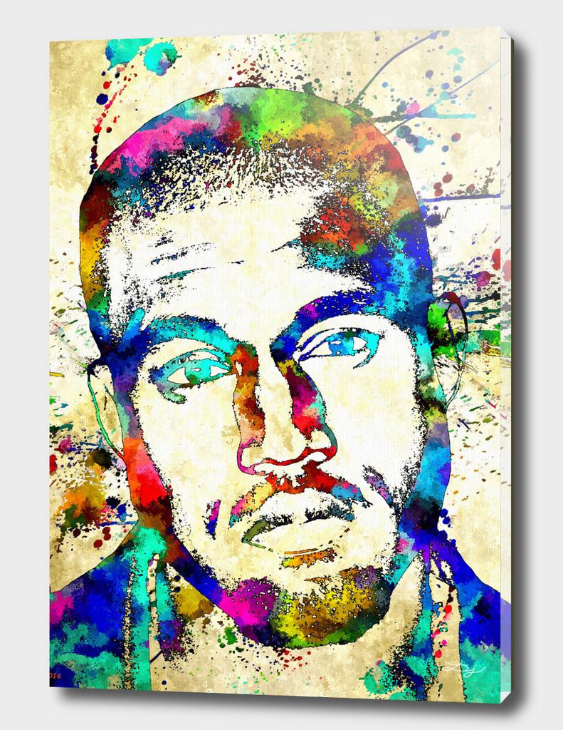 Kanye West Grunge