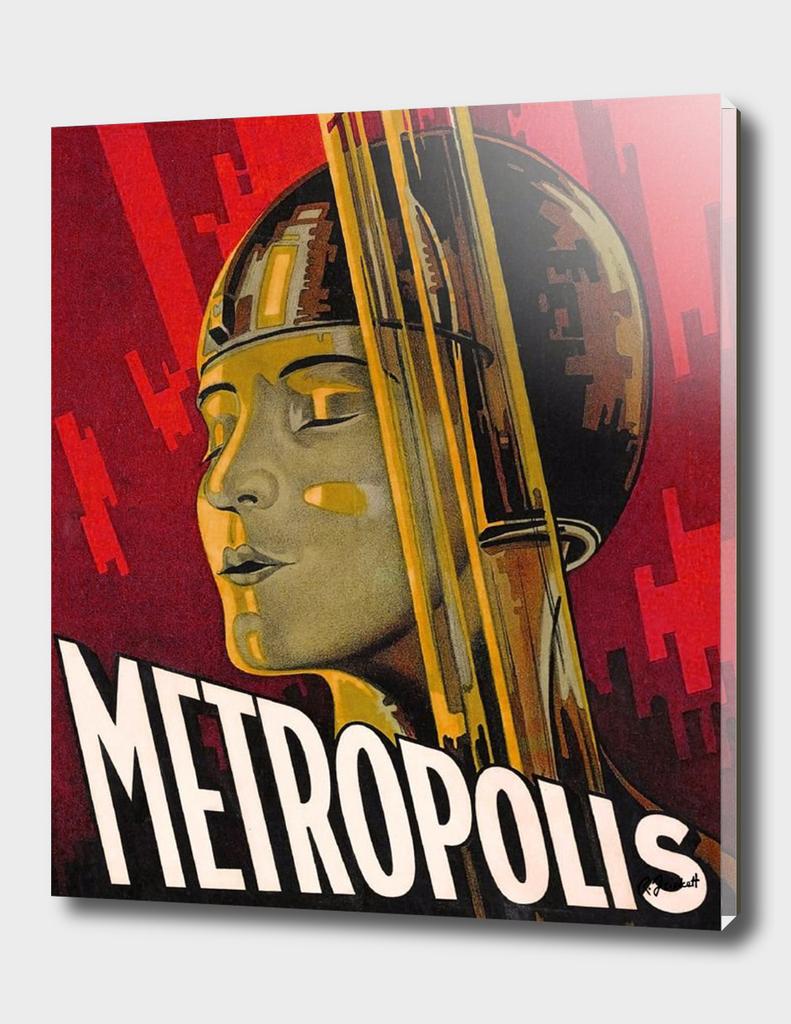 Metropolis Red