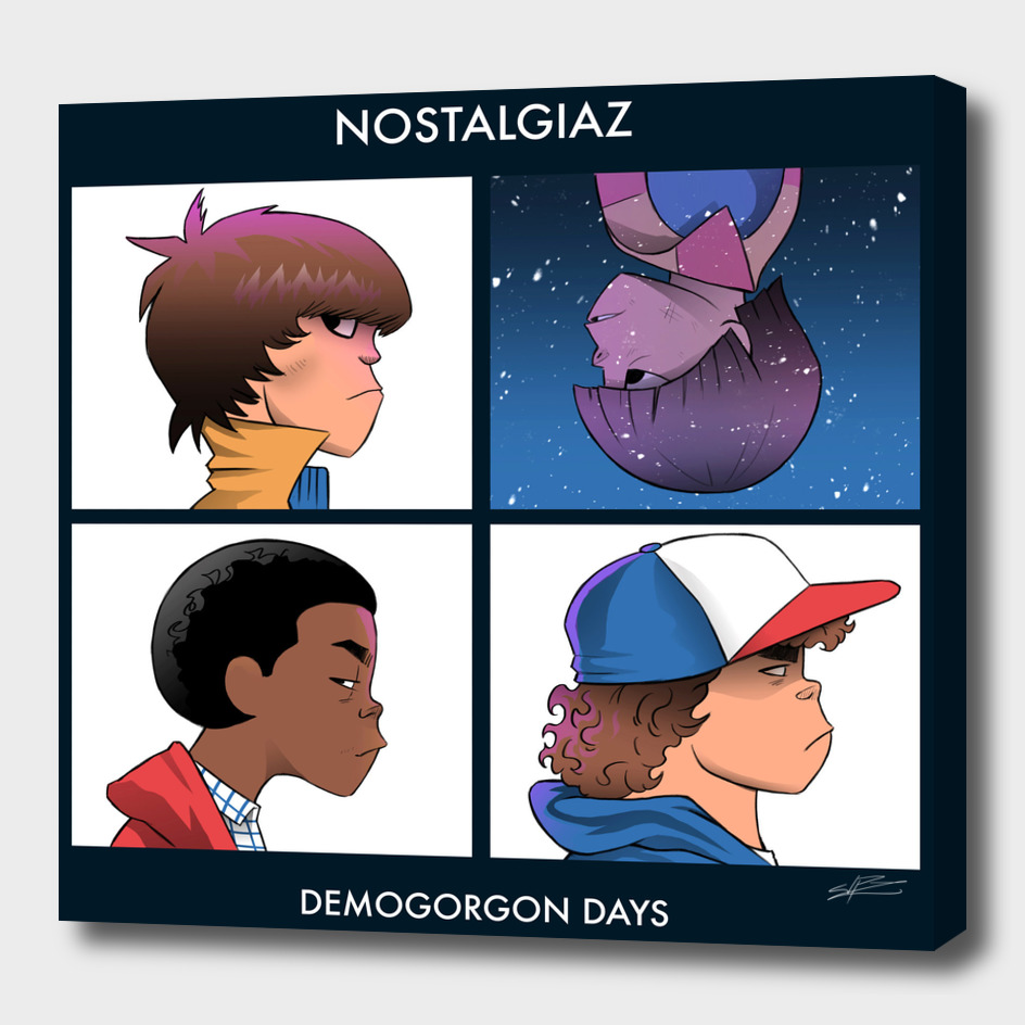 Nostalgiaz: Demogorgon Days