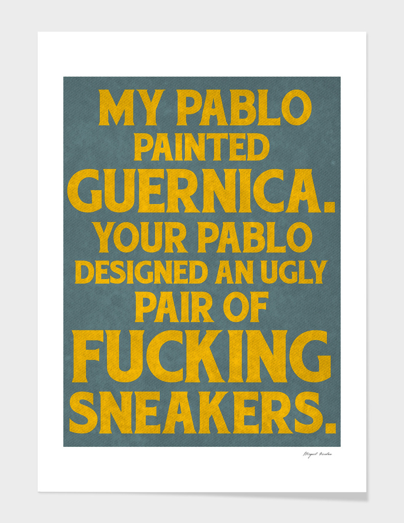 Designer Pablo