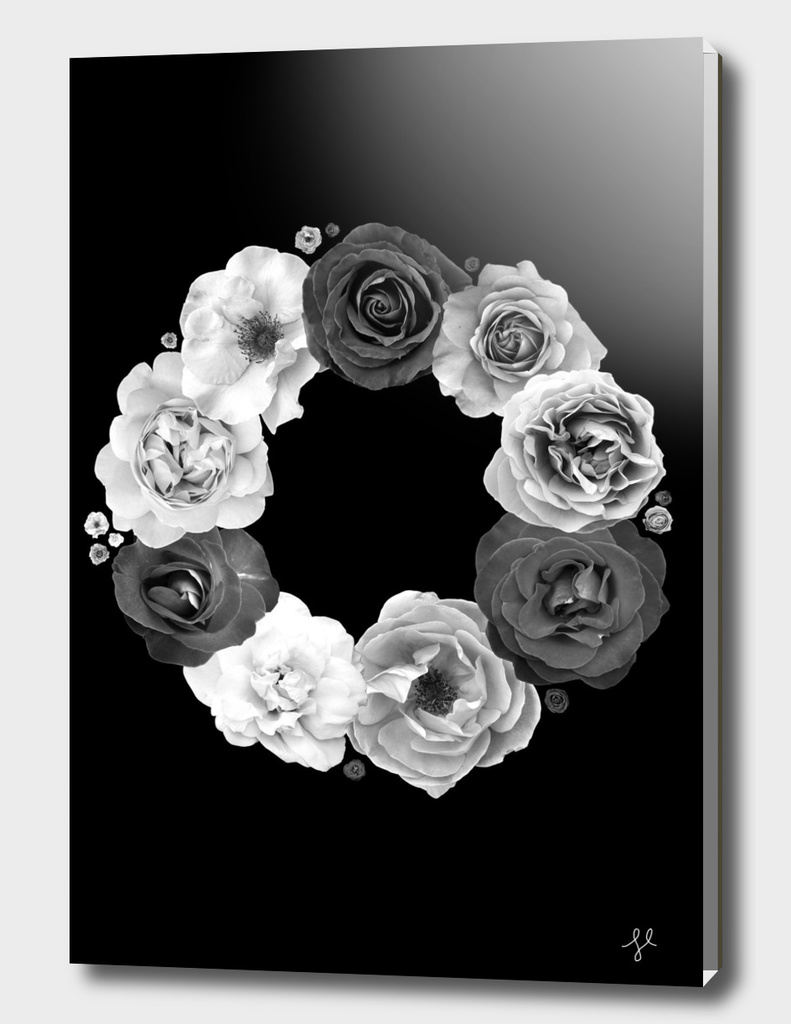 Rose wreath I