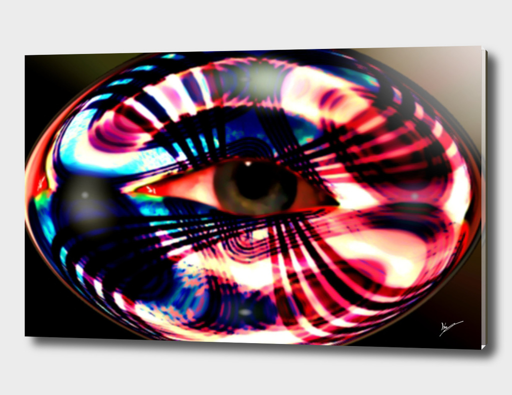 eyestatic Painting