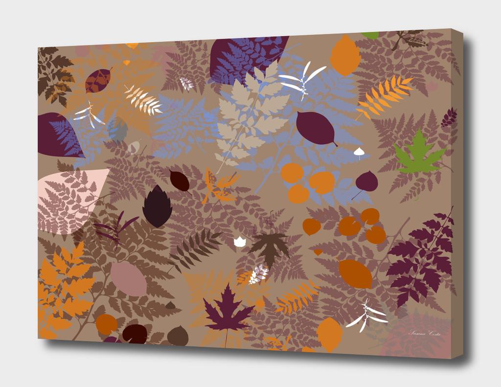 Botanical Garden Autumn neutral