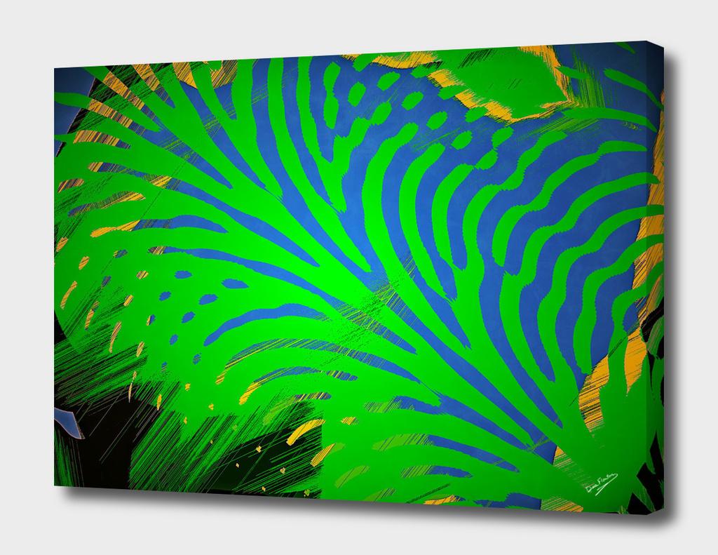 Botantical Abstract Deekflo