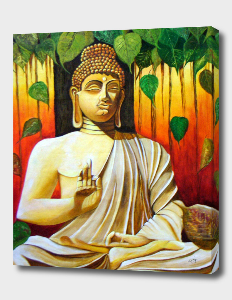 Buddha the Enlightened One
