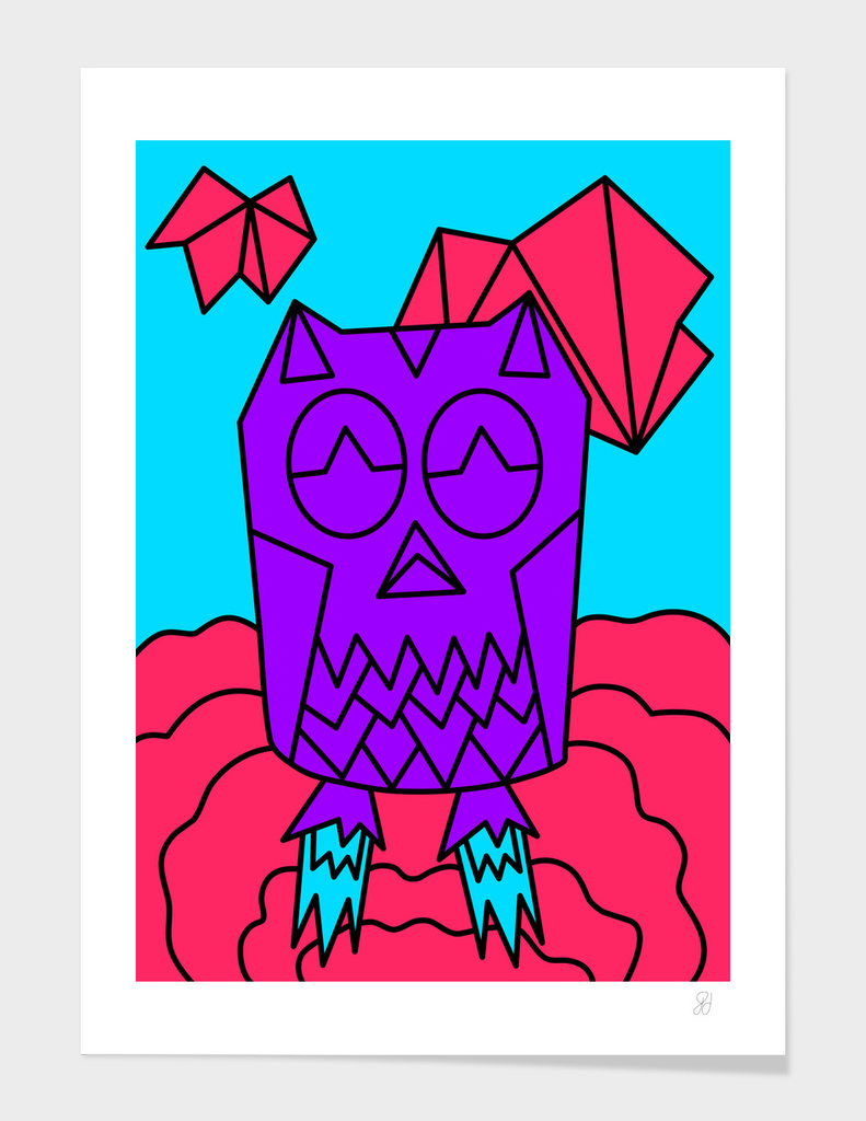 The Owl - variation