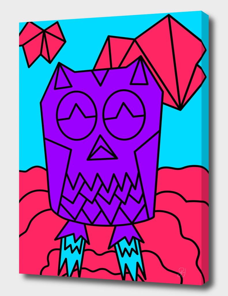 The Owl - variation