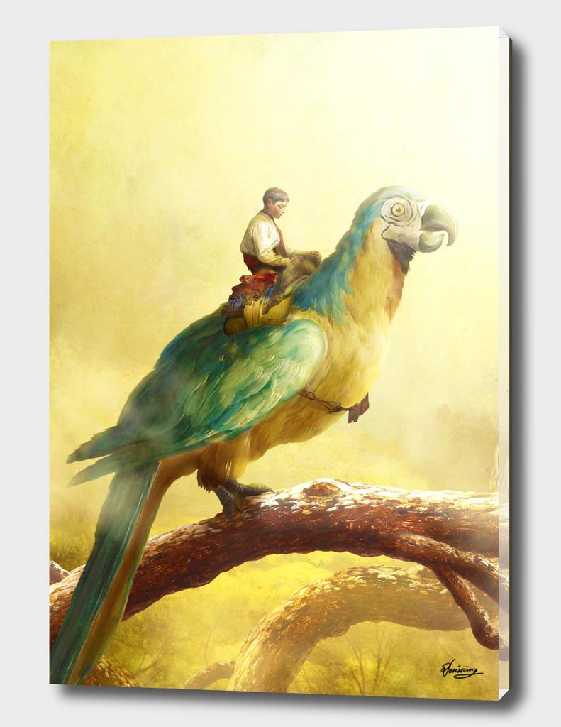 Parrot Rider