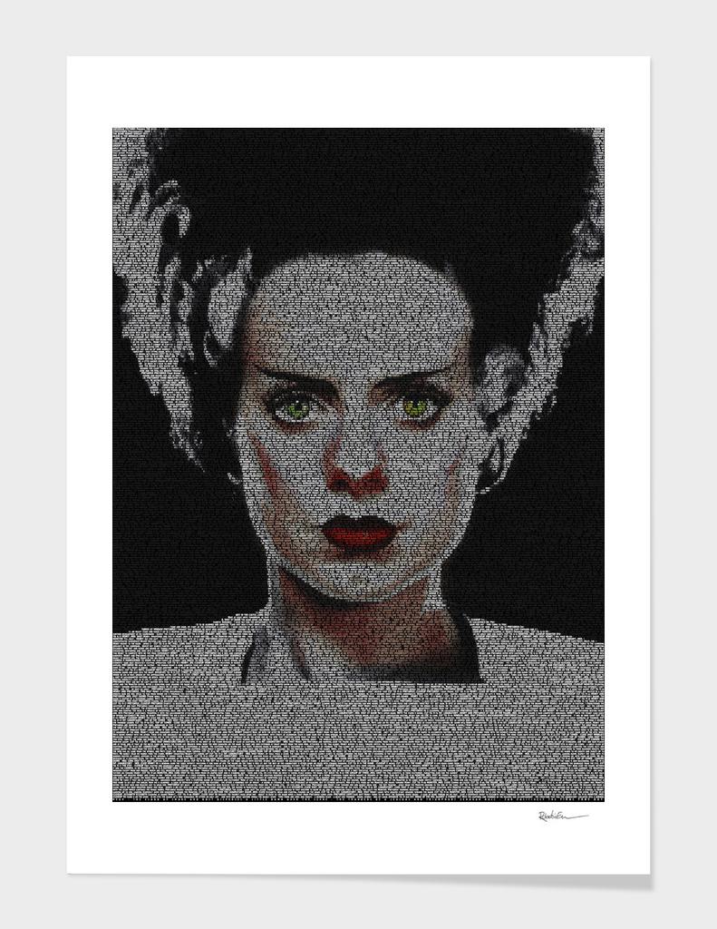 The Bride of Frankenstein Screenplay Print