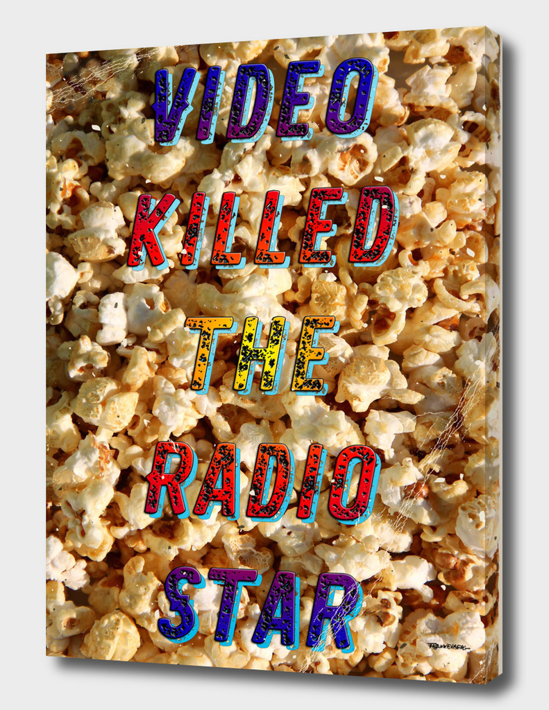 Video killed the Radio Star - A Hell Songbook Edition