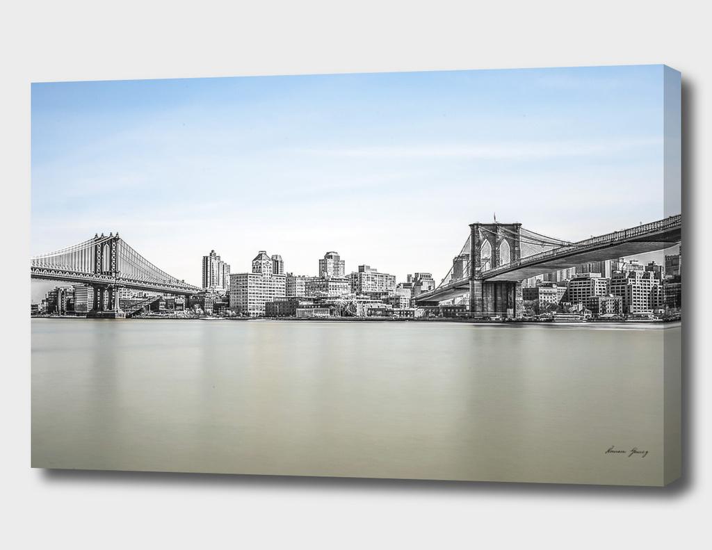 Brooklyn Two Bridge