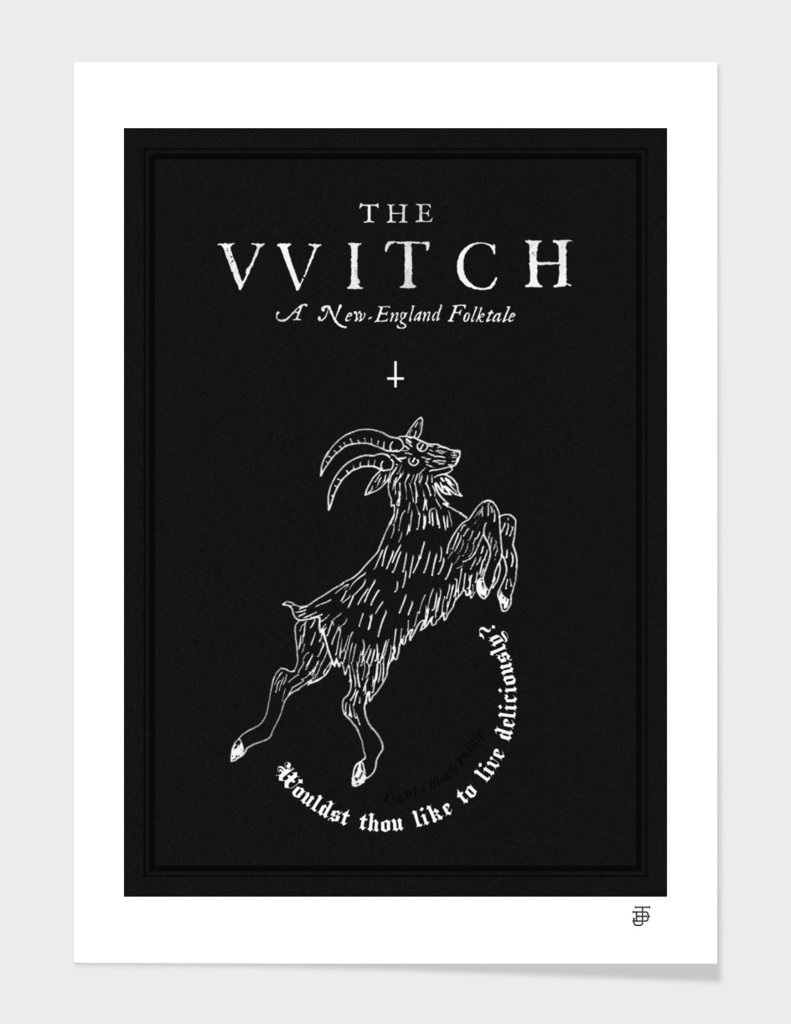 The Witch - Black Phillip