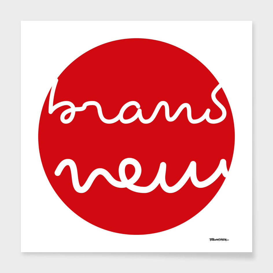 Brand New - Red Dots