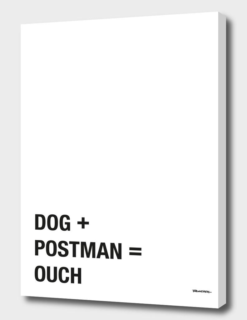 Dog + Postman