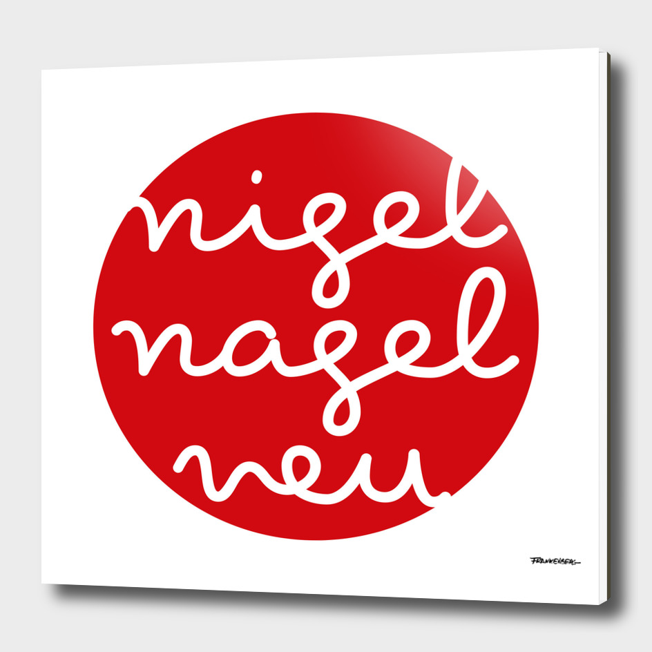 nigelnagelneu - Red Dots