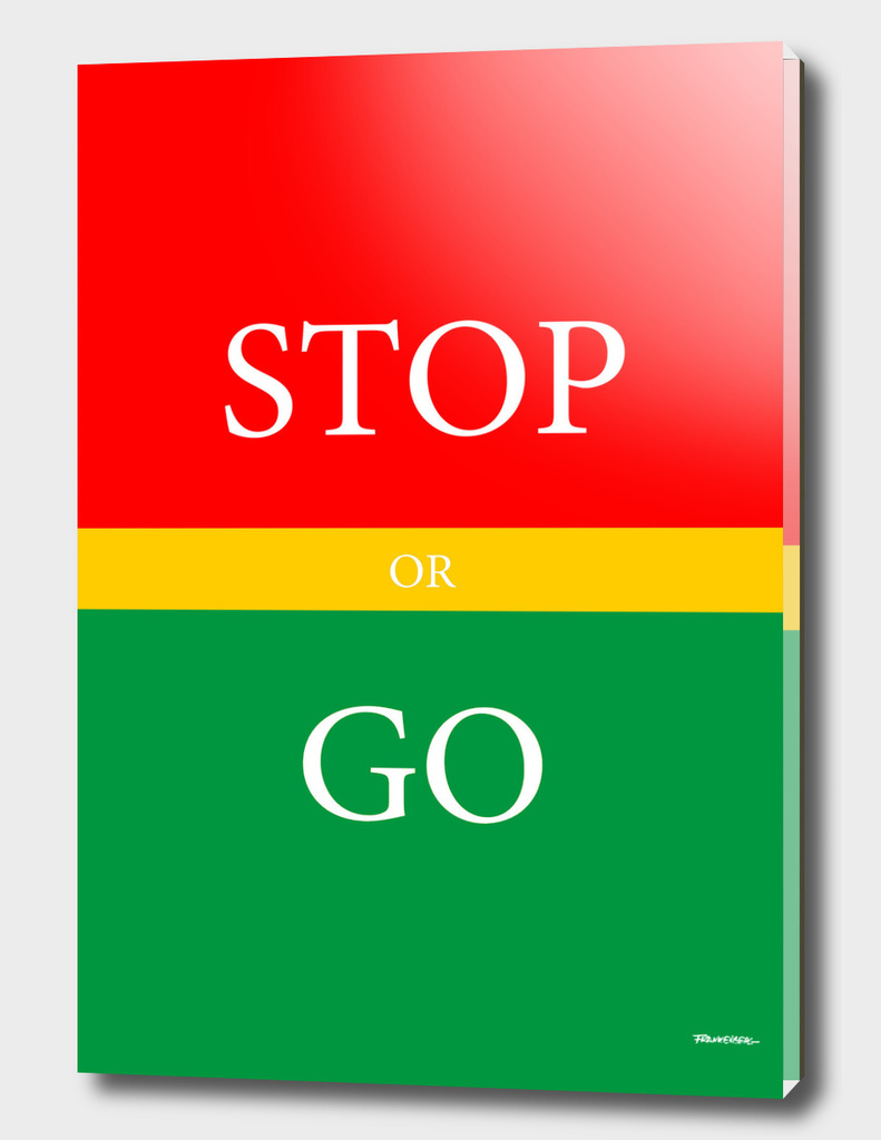 Stop - OR