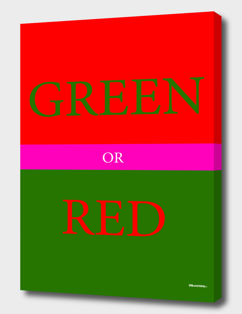 Green - OR