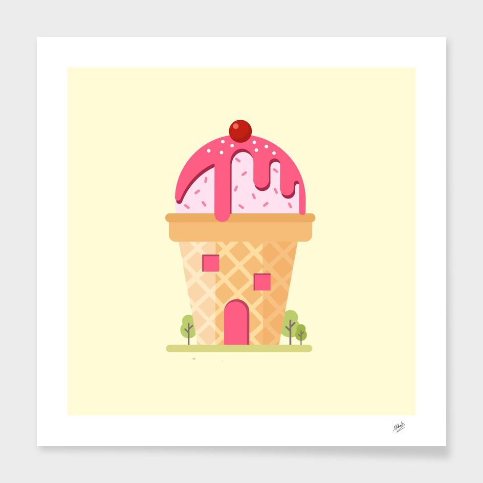 Ice-Cream House