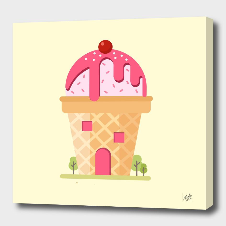 Ice-Cream House