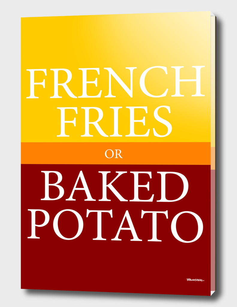 French Fries - OR