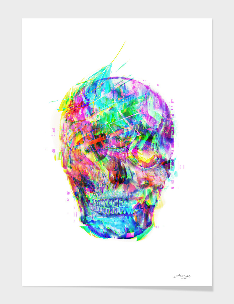 Artistic XLVI - PSYcHЭD - GLI†CH / NE