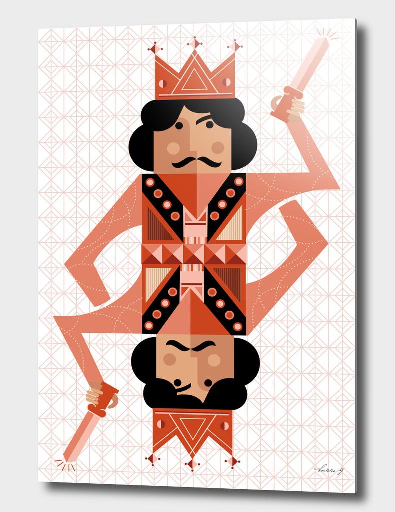 Rey anaranjado (Orange King)