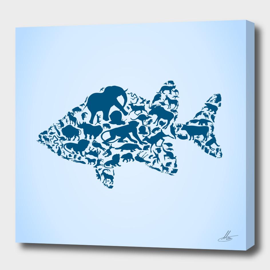 Fish an animal