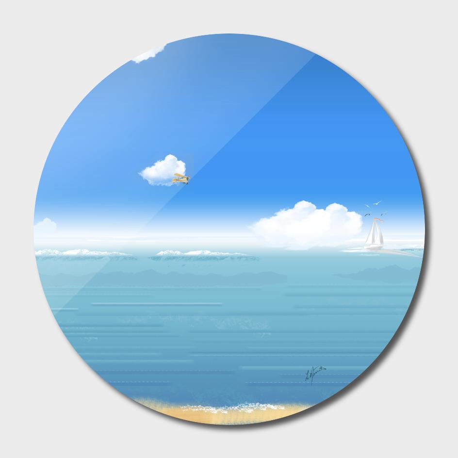 Blue Water 2