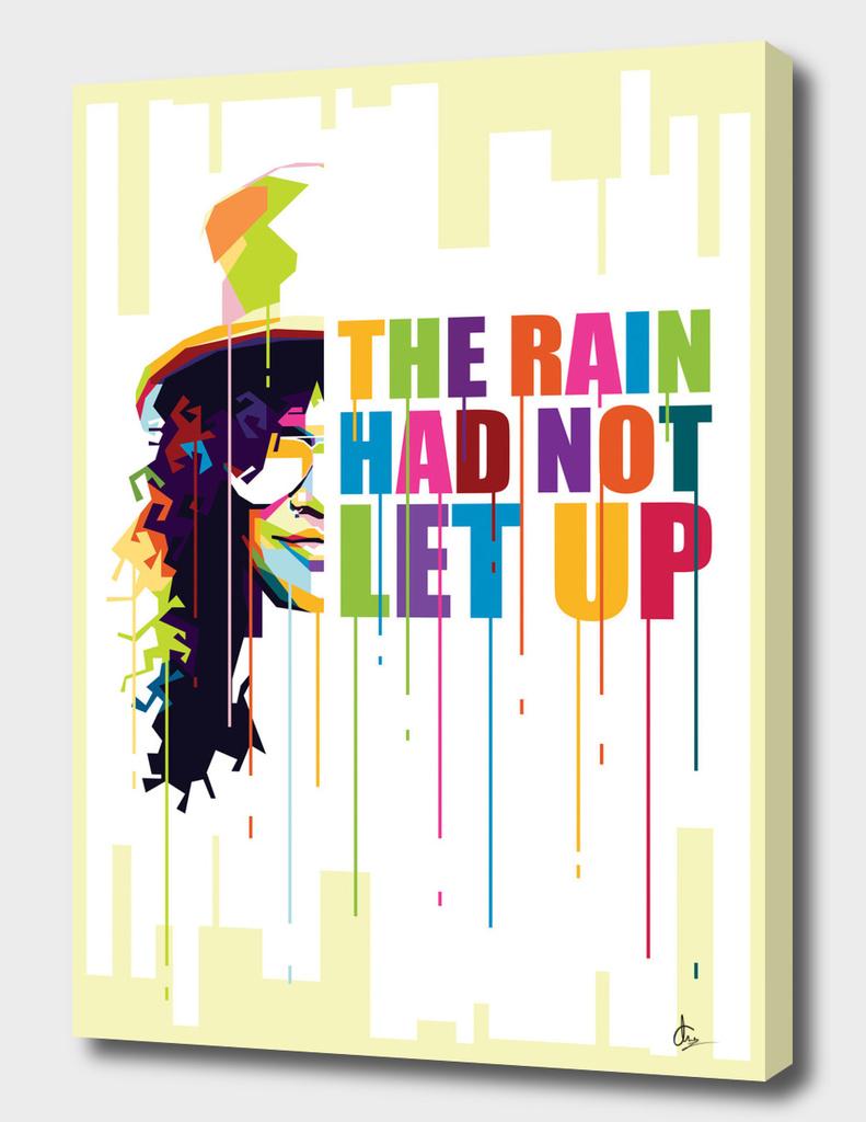 Slash - The Rain Had Not Let Up