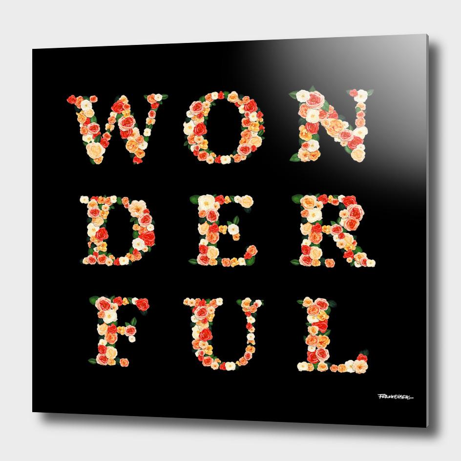 wonderful - wunderbar - west
