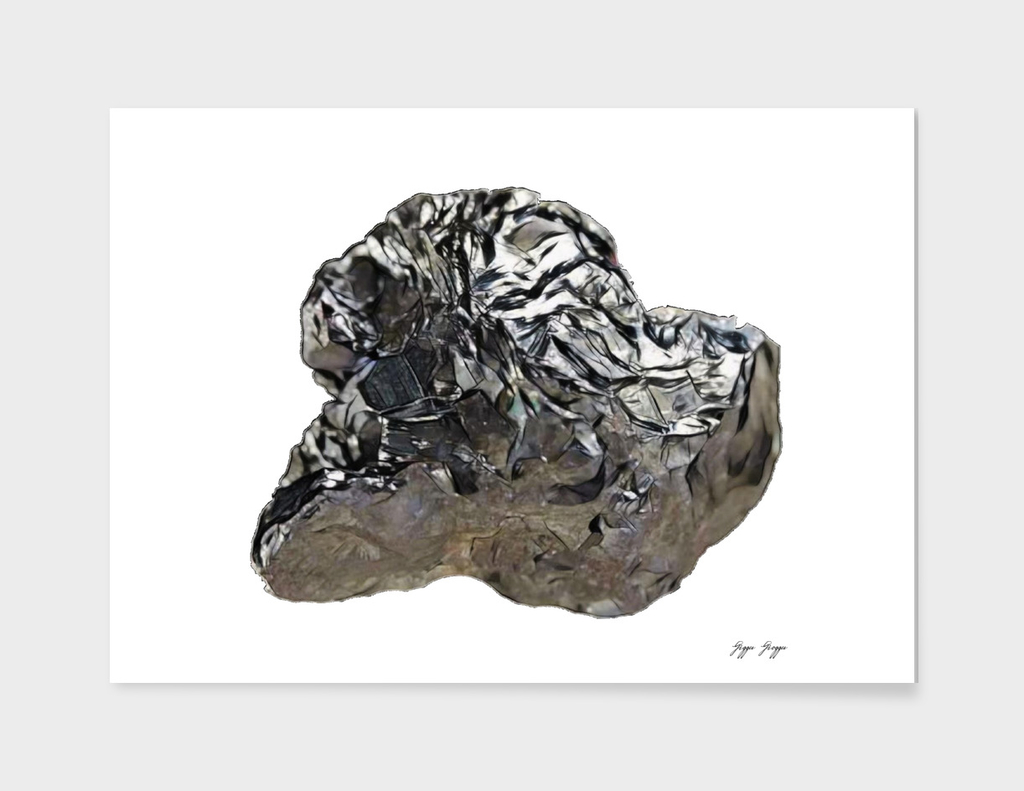 Silver Ag 47 Award Gross Cut Product Consumed