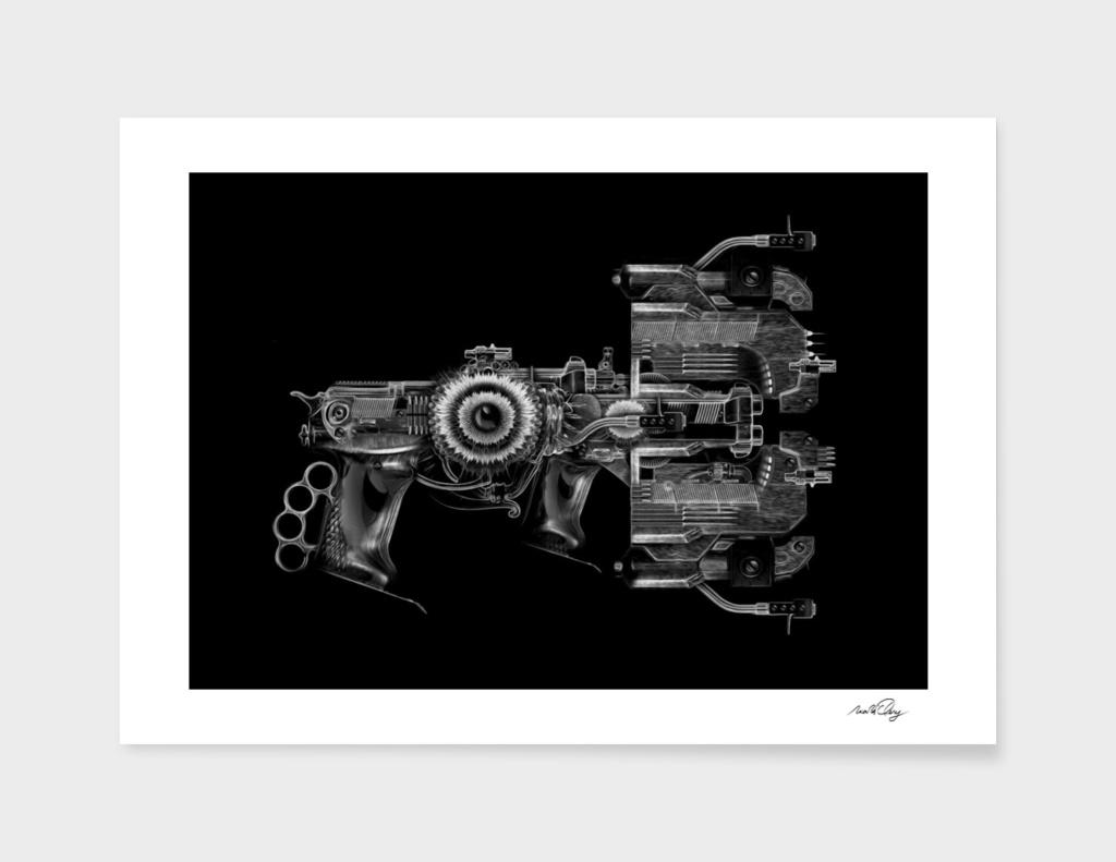 FANTASMAGORIK® DEAD SPACE GUN