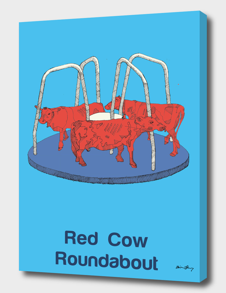 Red Cow Roundabout