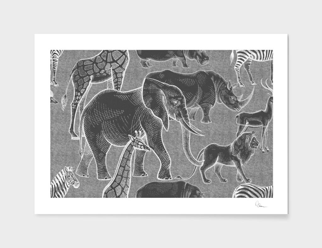 Africa in my mind No. 2