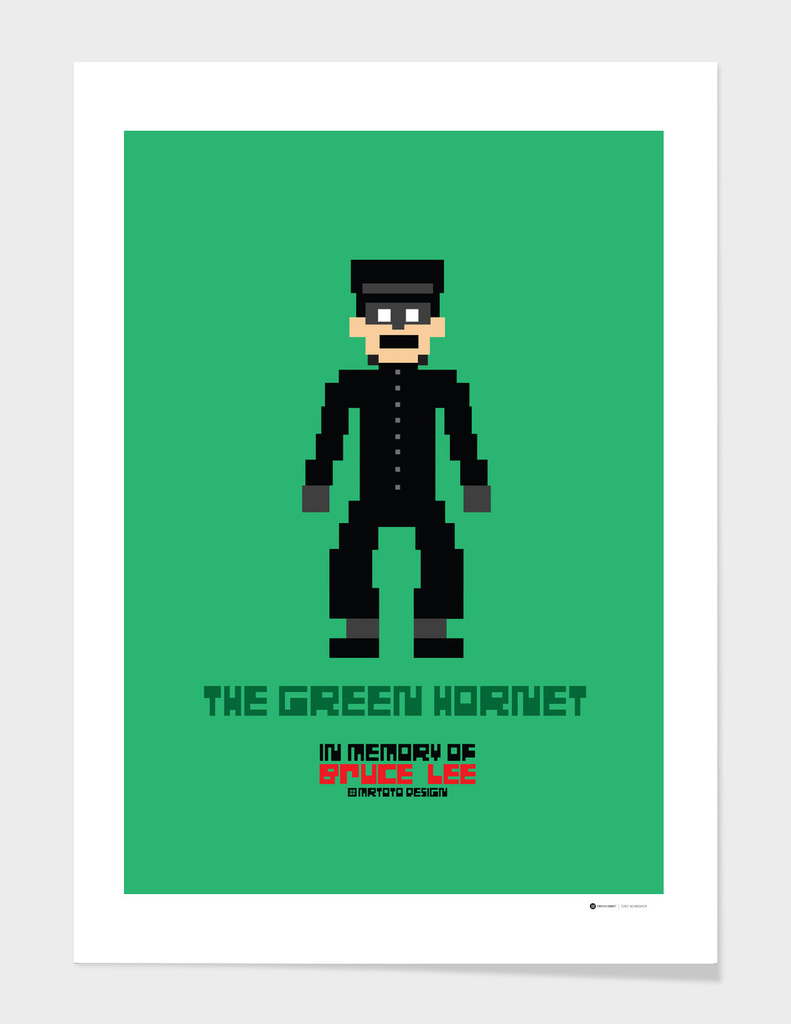 In Memory of Bruce Lee - The Green Hornet