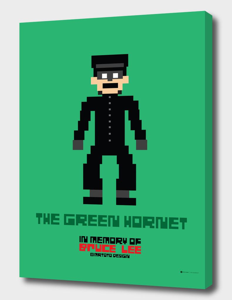 In Memory of Bruce Lee - The Green Hornet